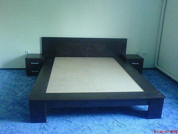 Как сделать кровать 2х спальную